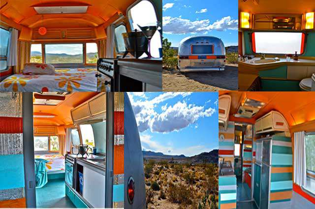 Lazy Meadow Airstream Rentals Planet Air