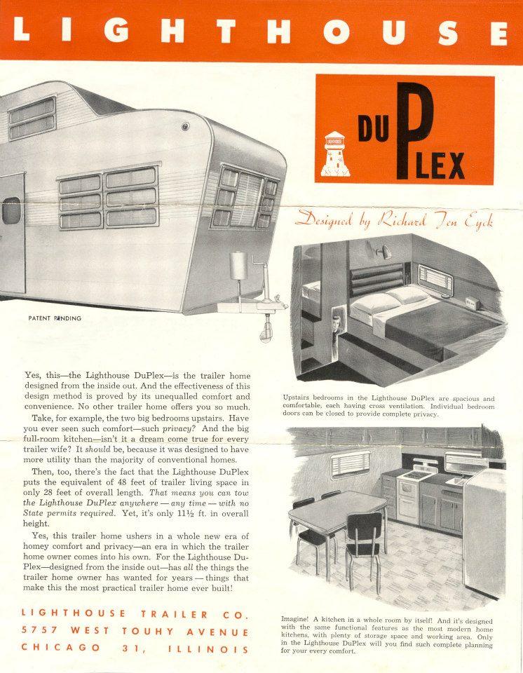 Lighthouse Duplex Mobile Home