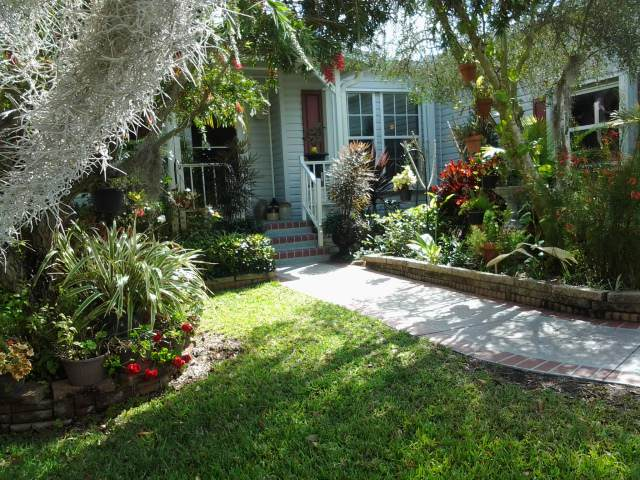 Gorgeous Manufactured Home Remodel In Florida Park