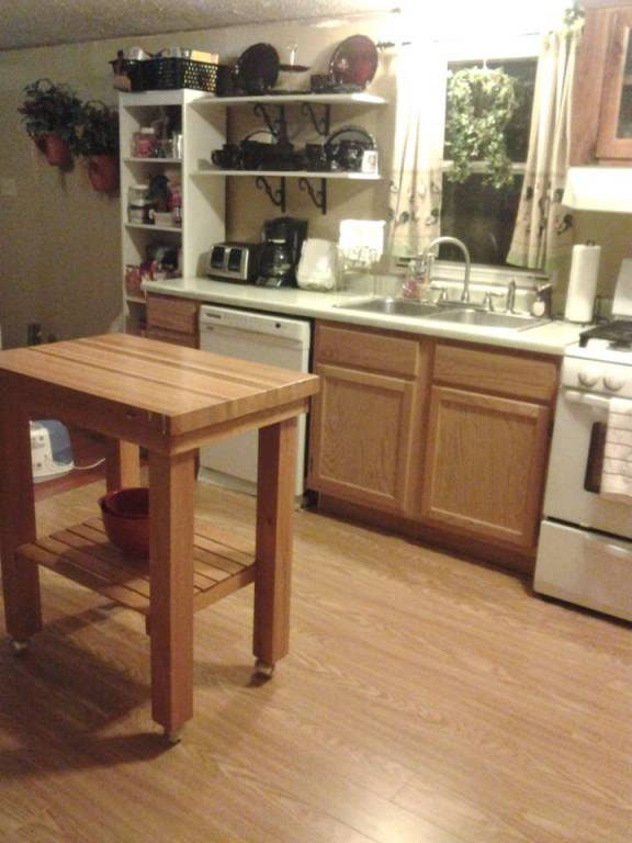 Manufactured Home Kitchen Makeover Ideas (10)