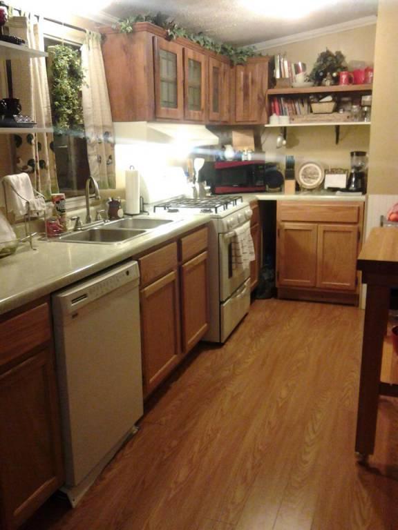 Manufactured Home Kitchen Makeover Ideas (8)