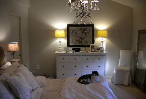Master Bedroom In A Mobile Home Re-do