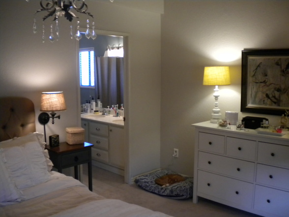 manufactured home decorating ideas-Master bedroom in a mobile home re-do - Bedroom Designs - Decorating Ideas - HGTV Rate My Space (12)