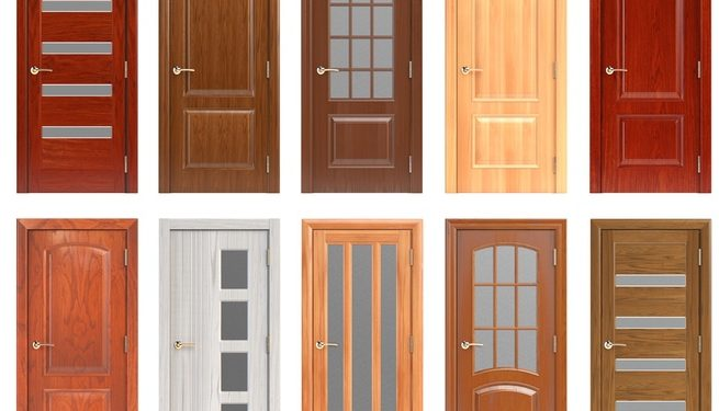 guide to replacing and repairing mobile home doors - variety of door styles