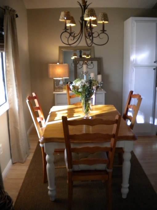 manufactured home decorating ideas-Mobile home kitchen re-do on a budget - Kitchen Designs - Decorating Ideas - HGTV Rate My Space (3)