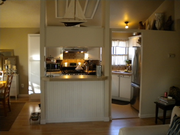 manufactured home decorating ideas-Mobile home kitchen re-do on a budget - Kitchen Designs - Decorating Ideas - HGTV Rate My Space (5)
