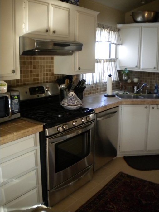 manufactured home decorating ideas-Mobile home kitchen re-do on a budget - Kitchen Designs - Decorating Ideas - HGTV Rate My Space