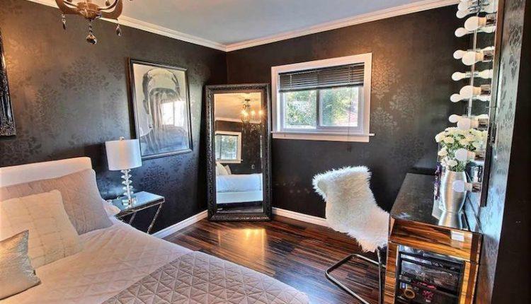 Monster Inspired Mobile Home - Frankenstein Bedroom
