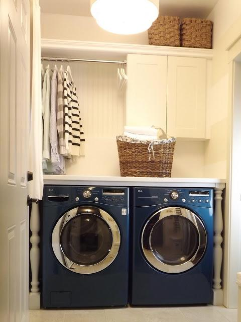 New Laundry Room makeover ideas