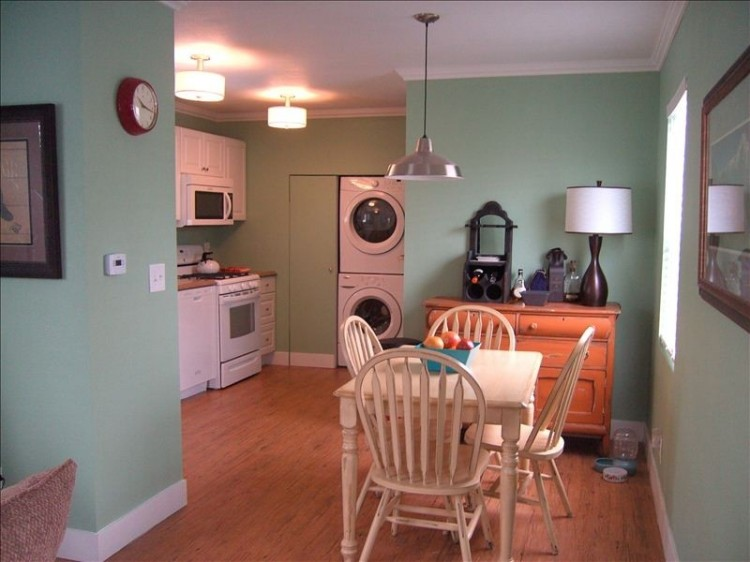 decorating ideas for mobile homes - single wide painting tips