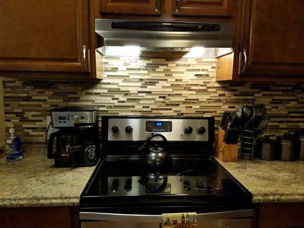 Our 10 Favorite Craigslist Manufactured Home Listings in July 2017 - TN listing with remodeled kitchen