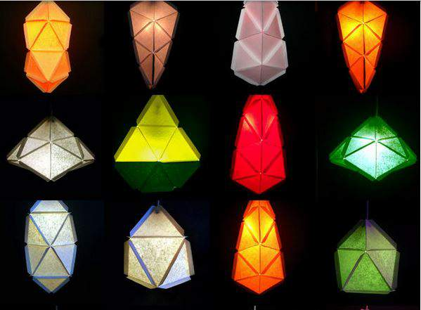 Paper Light Pendants - DIY Tutorial