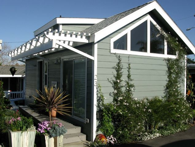 Park Model Home Decorating Ideas Beach Cottage Chic Mobile Home Living