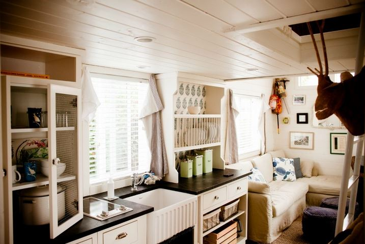 Park model home decorating ideas beach cottage chic - Mobile home decorating ideas image ...
