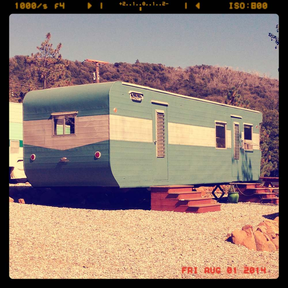 Pinecrest Retreat - Vintage Trailer Rental