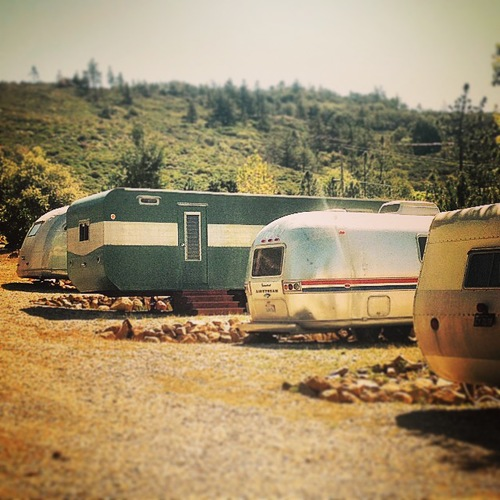 Pinecrest vintage mobile home rentals