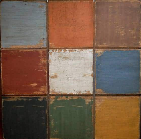 Primitive country home decorating guide - best color choices
