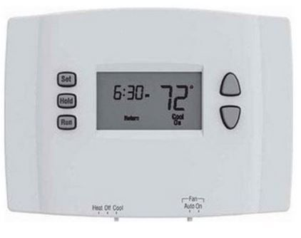 smart home-Programmable thermostats