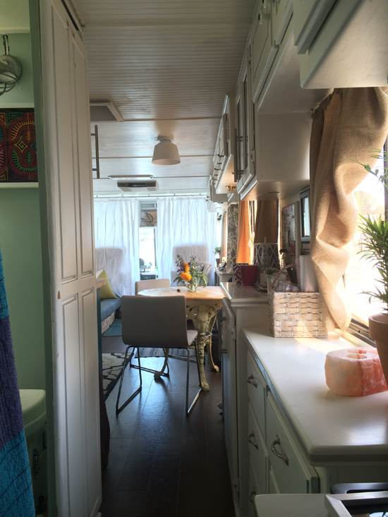 RV Remodel  After Interior Remodel