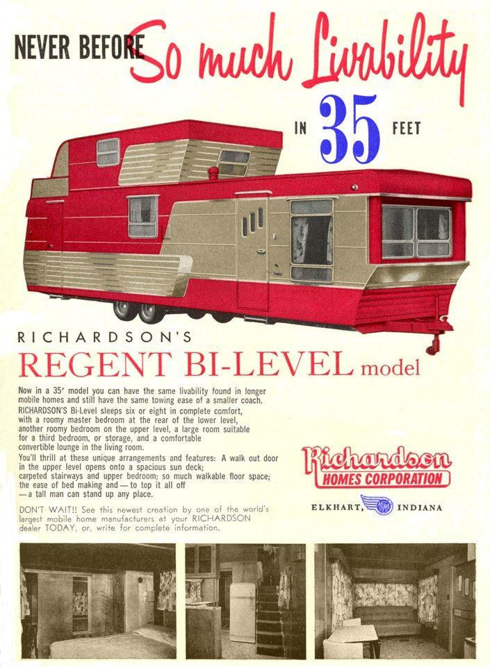 Regent's Bi-Level Mobile Home