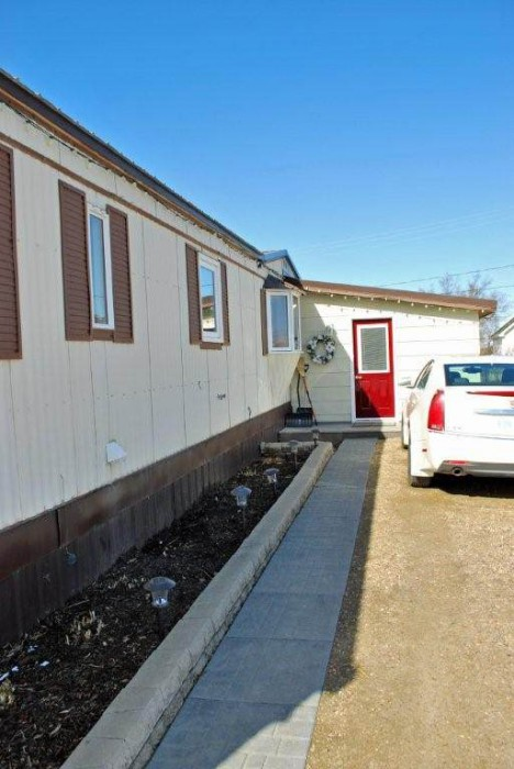 Remodeled Manufactured Home Inspiration - addition ideas - questions about mobile home roofs