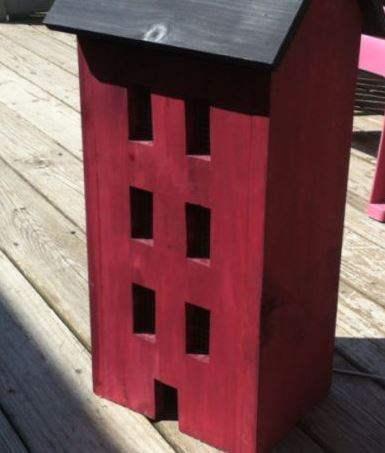 Saltbox house tutorial