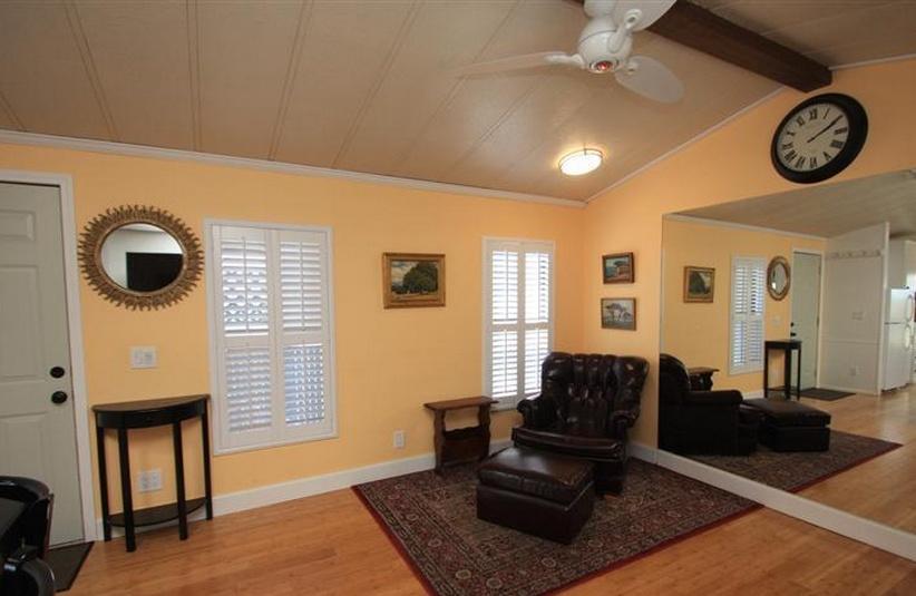 Sensational Single wide decor - living room (living room 2)