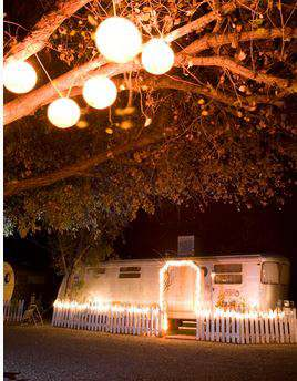 Shady dell campground - vintage travel trailer rentals
