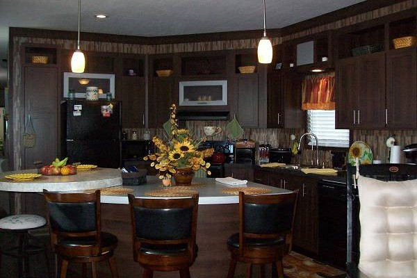 Stylish 2013 single wide manufactured home Interior design ideas for a mobile home