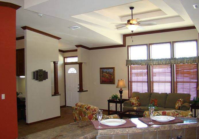 Skyline Homes interior view -  why a manufactured home should be your next home