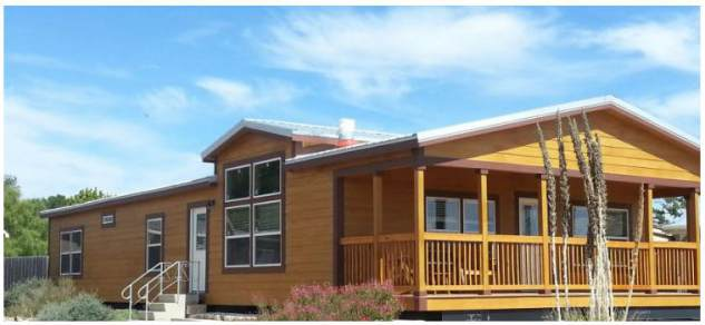 Skyline Manufactured Home Floor Plan - Skyranch - The Kerr