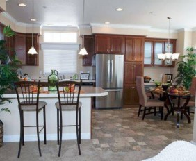 Skyline homes interior view 2 - Skyline Homes Kitchen 2 - why a manufactured home should be your next home
