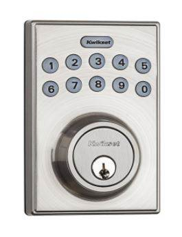 Smart Home Security Options for your Mobile Home - smart locks for front door