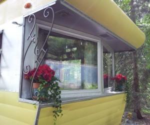 Smoker Aritocrat Mobile Home - exterior