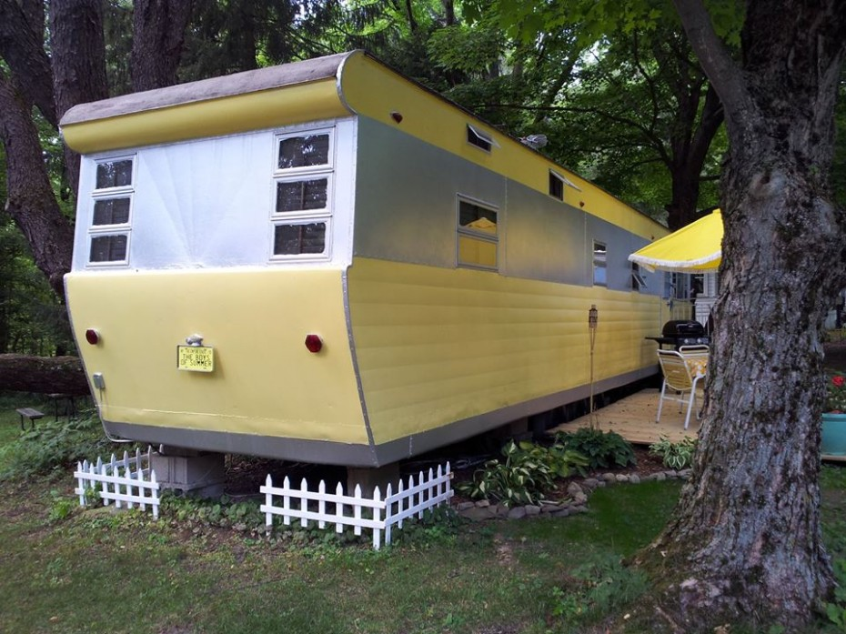 Pictures of painted mobile homes home decor ideas - Second hand mobile homes freedom in motion ...