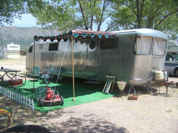 Starlight Classic Campground - The Baily Spartan