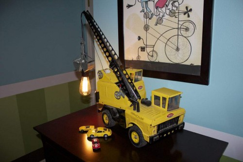 Toy Lamp you can make yourself