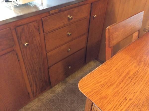 Vintage Mobile Home - Stewart Bi-Level Model - Kitchen 2