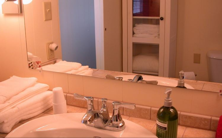 Small Remodeled Bathrooms