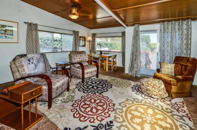 Vintage Single Wide Mobile Home Feature - Santa Cruz Style (10)