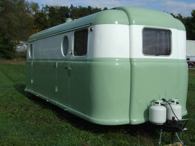 Vintage Trailers for Sale- 1949 Palace Royale (5)