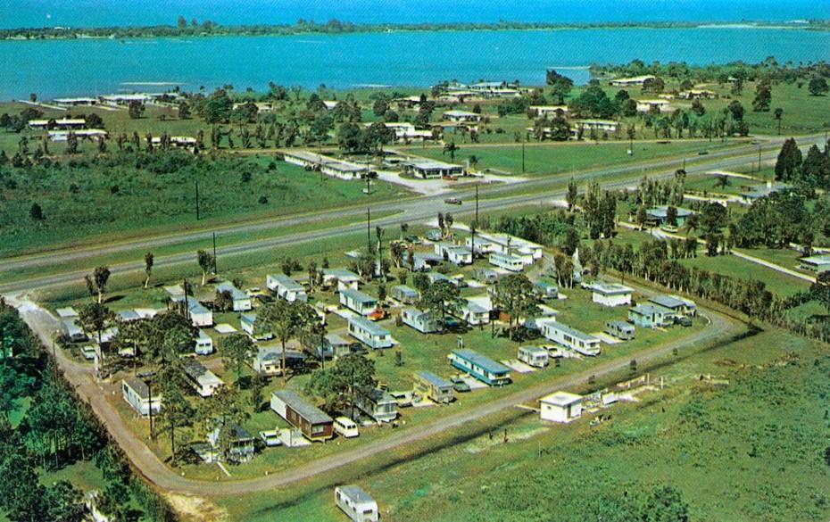 mobile home parks-William bird - Osprey Trailer Court mobile home park Osprey FL