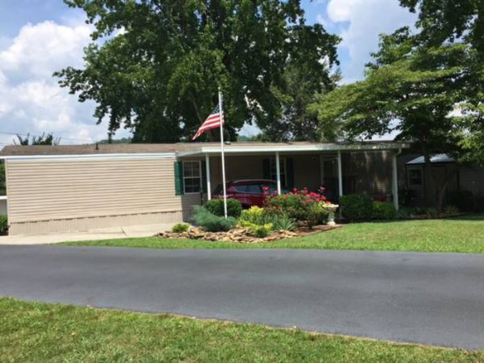 favorite Craigslist manufactured home listings in July 2017 - Single wide in tenant owned park in Asheville NC