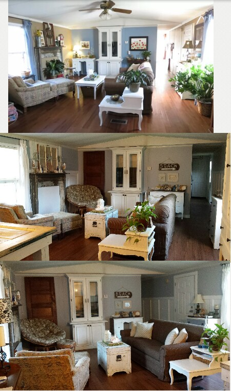 awesome-living-room-mobile-home-makeover-ideas-country-cottage- Mobile Home Remodels Living Room on remodel mobile home walls, decorating with gray walls living room, remodel old mobile home interior, primitive home decor living room, remodel mobile home cabin, remodel mobile home bathroom,