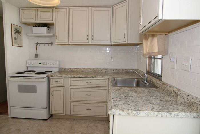 bargain mobile homes for sale-1972 kitchen