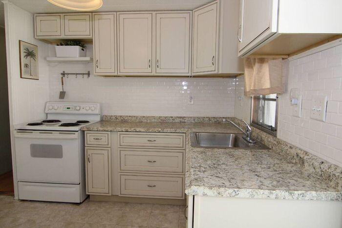 bargain mobile homes for sale-1972 kitchen