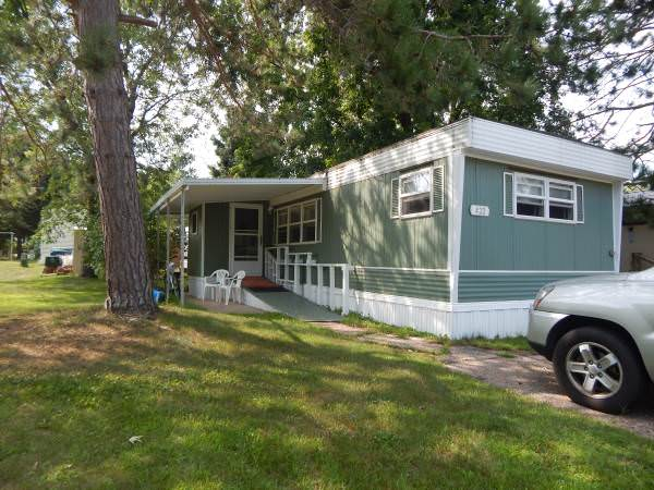 bargain mobile homes for sale-kenwood exterior