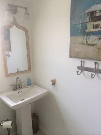 bathroom 2 in beach style mobile home