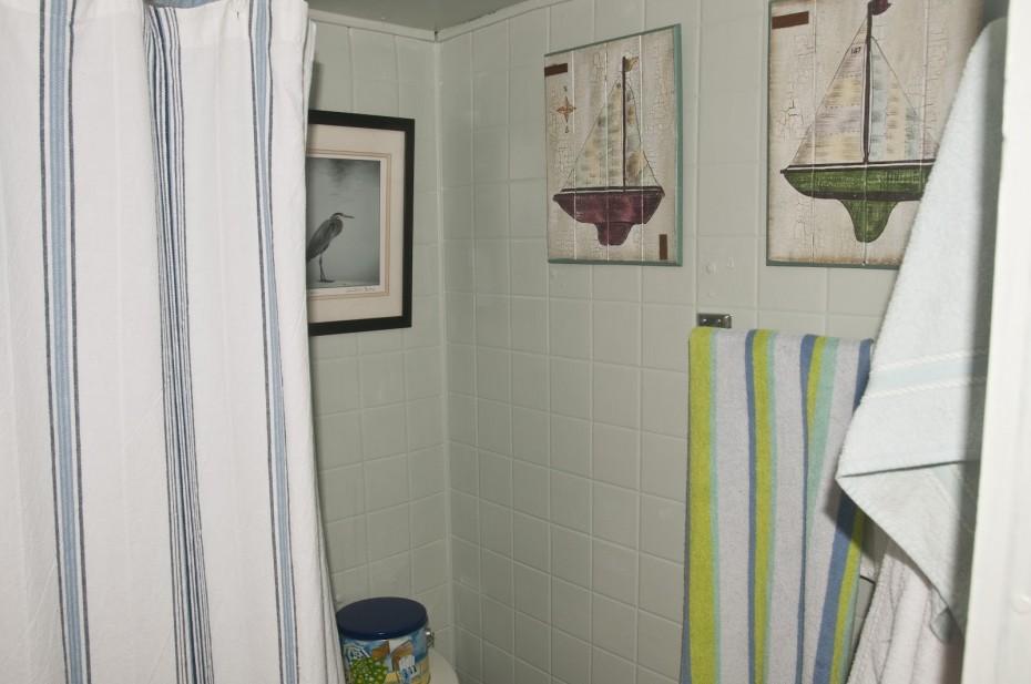 bathroom remodel in mobile home