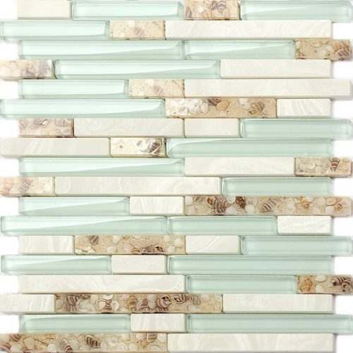 beach theme decor-beach backsplash